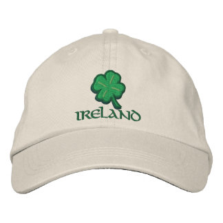 Ireland Embroidered Hats