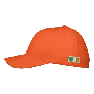 Ireland Flag Embroidered Baseball Caps