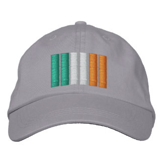 Ireland Flag Embroidered Hat