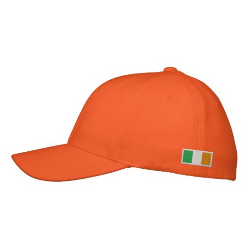 Ireland Flag Embroidered Hats