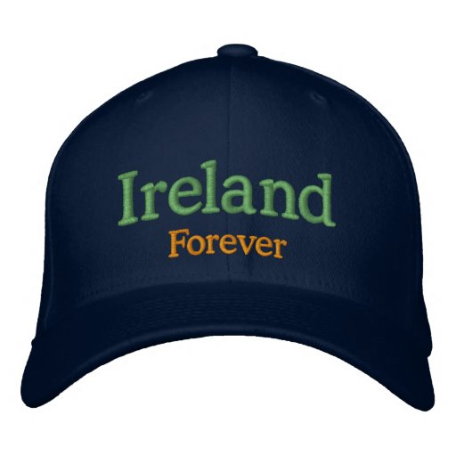 Ireland Forever Embroidered Hat