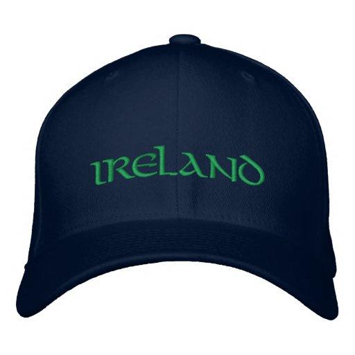 Ireland Hat Baseball Cap