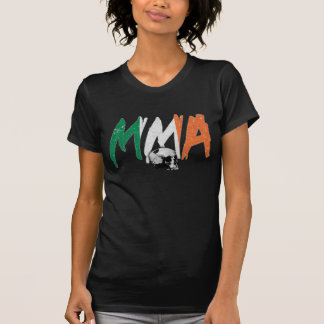 Ireland MMA Skull Ladies T-shirt