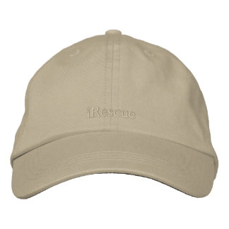 iRescue Embroidered Hat