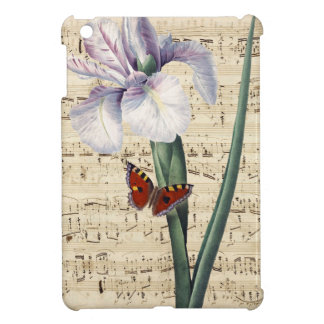 Iris and Music iPad Mini Cover