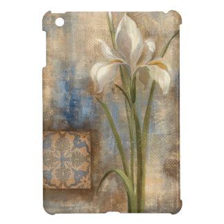 Iris and Tile iPad Mini Cover