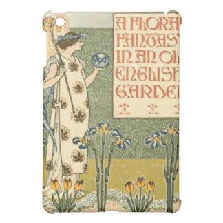 Iris Floral Fantasy iPad Mini Covers