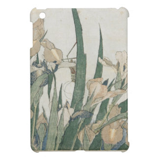 Iris Flowers and Grasshopper, c.1830-31 Cover For The iPad Mini