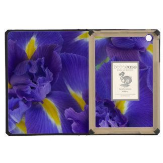 Iris flowers iPad mini cases