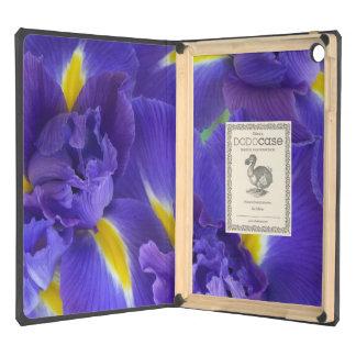 Iris flowers case for iPad air