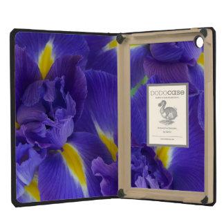 Iris flowers iPad mini covers