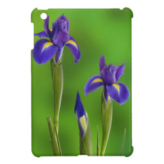 Iris Flowers Case For The iPad Mini