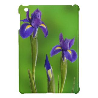 Iris Flowers Case For The iPad Mini