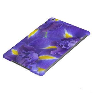 Iris flowers iPad air cases