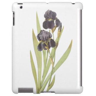 Iris Flowers iPad Case