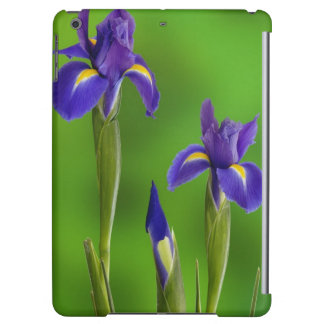 Iris Flowers Cover For iPad Air