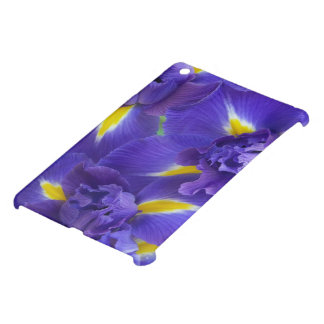 Iris flowers iPad mini cover