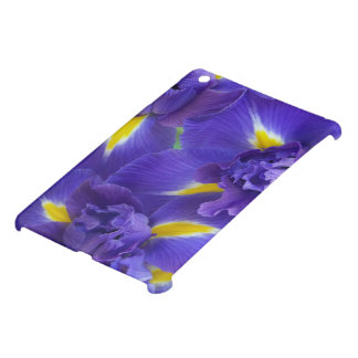 Iris flowers iPad mini covers