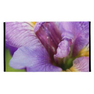 iris flowers mf iPad case