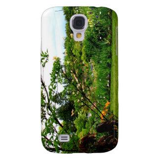 Iris Gardens Galaxy S4 Case