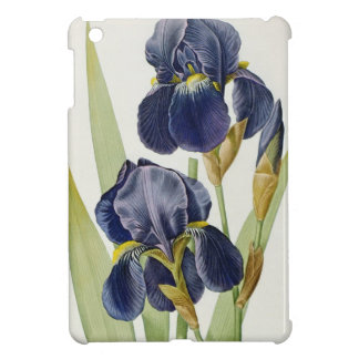 Iris Germanica, from `Les Liliacees', 1805 iPad Mini Cases