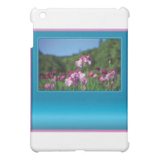 Iris of the Field Customizable Cover For The iPad Mini