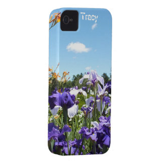 Irises and Sky iPhone 3 case *Personalize*
