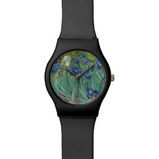 Irises by Van Gogh Watch