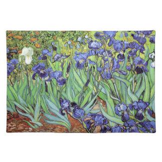 Irises by Vincent van Gogh Placemat