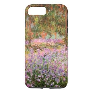 Irises in the Garden by Monet iPhone 8 Plus/7 Plus Case