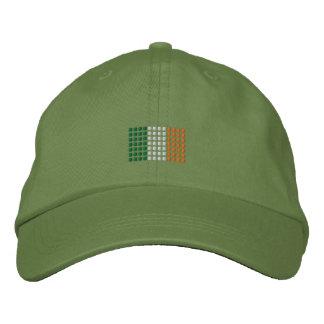 Irish Cap - Irish Flag Hat Embroidered Baseball Cap