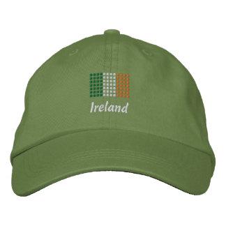 Irish Cap - Irish Flag Hat Embroidered Hat