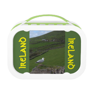 Irish Countryside Ireland Lunch Box