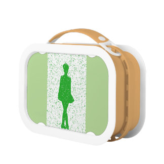 Irish Dancer double-sided Lunch Box