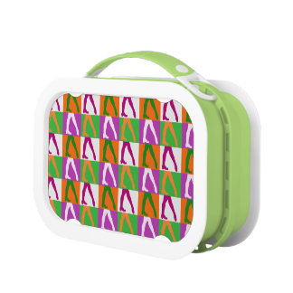Irish Dancers double-sided Lunch Box