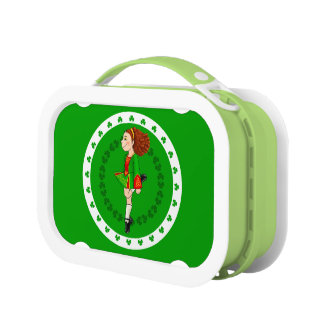Irish Dancing Lunch Box