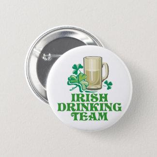 Irish Drinking Team 6 Cm Round Badge