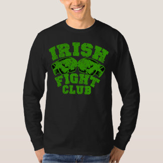 Irish Fight Club Shirts