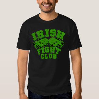 Irish Fight Club T-shirts