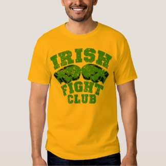 Irish Fight Club Tees