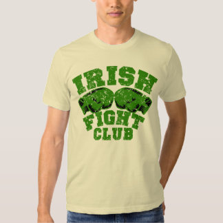 Irish Fight Club Tshirt