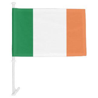 Irish Flag Car Flag