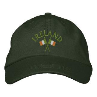 Irish Flag hat Baseball Cap