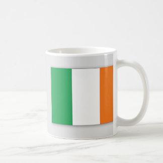 Irish Flag Mug Wide Design Coffee Mugs