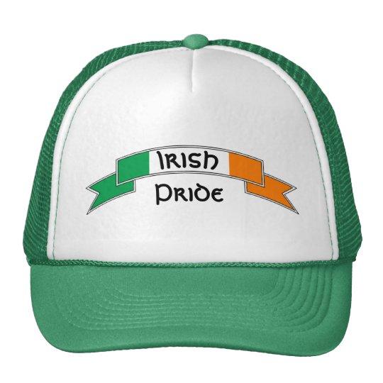 Irish Flag Personalised Trucker Hat