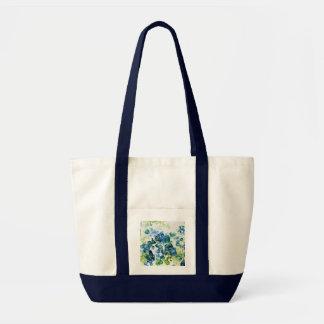 Irish Gold Blue Tote Impulse Tote Bag