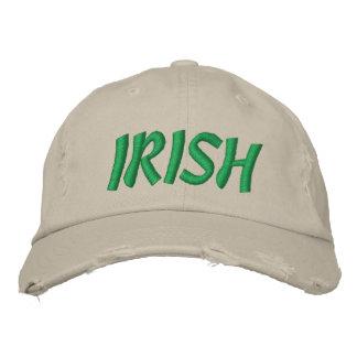 Irish Hat Embroidered Baseball Caps