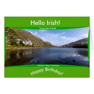 Irish birthday greeting gifts on zazzle nz irish image for irish birthday greeting card m4hsunfo Gallery