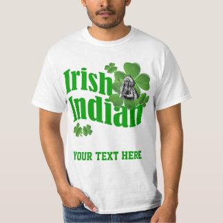 Irish indian t-shirts
