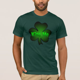 Irish Kiss Me Shirt
